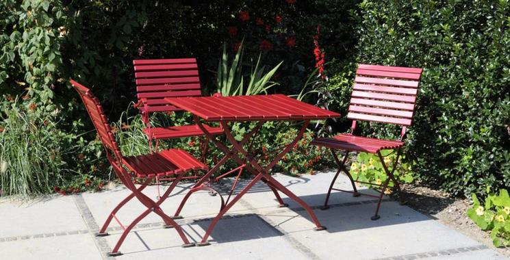 Terrassen Platten für einen schönen Garten