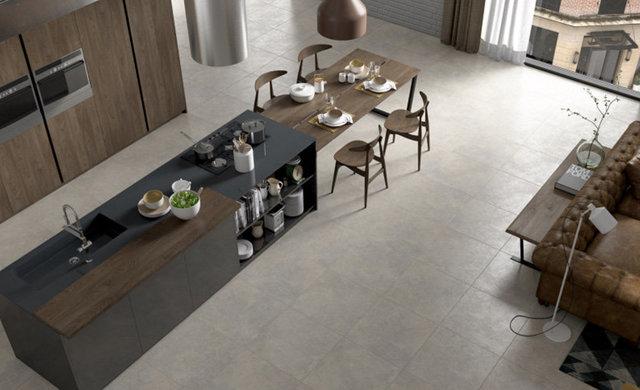 fliesen inspiration f r die k che von fliesen kemmler. Black Bedroom Furniture Sets. Home Design Ideas