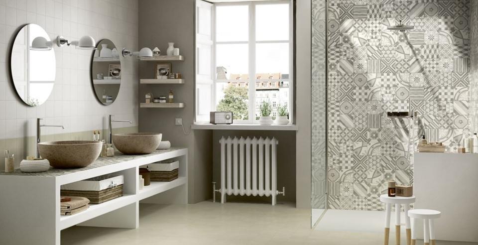 kreative gestaltung ebenerdiger duschen fliesen kemmler. Black Bedroom Furniture Sets. Home Design Ideas