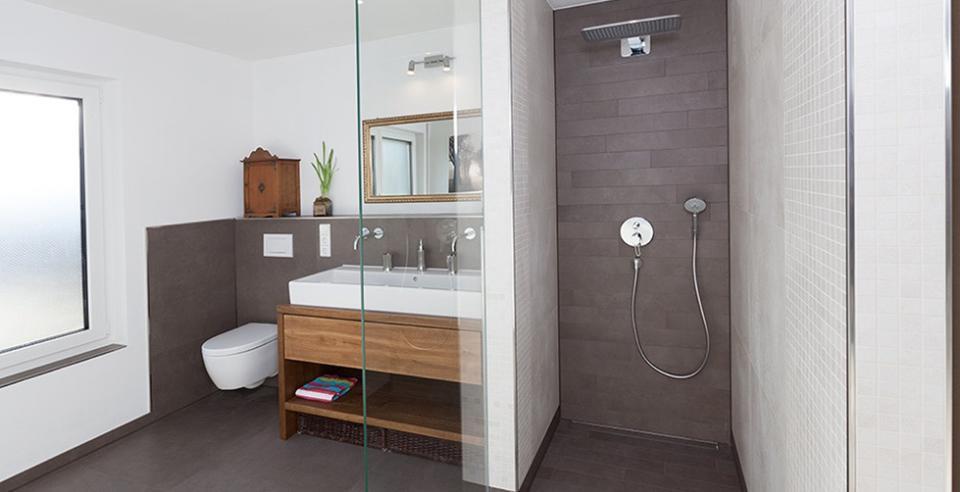Kreative Gestaltung Ebenerdiger Duschen Fliesen Kemmler