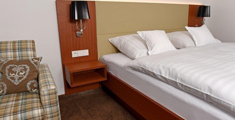 Hotelzimmer des Kunden von Kemmler schloss weitenburg
