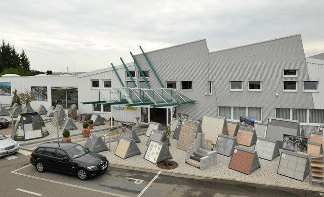 Die Kemmler Fliesenausstellung in Donaueschingen.