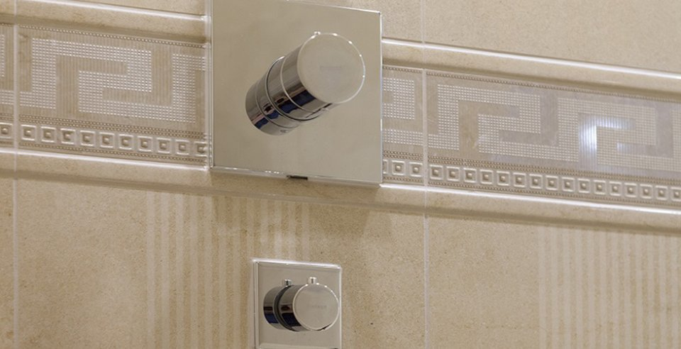 Marmoroptik Badezimmer