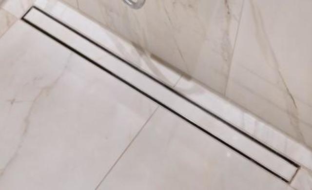 ablaufrinne in dusche begehbare dusche