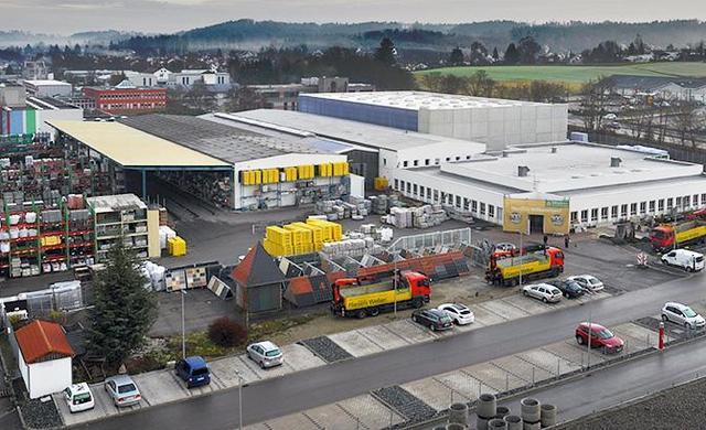 Kemmler-Niederlassung in Diedorf