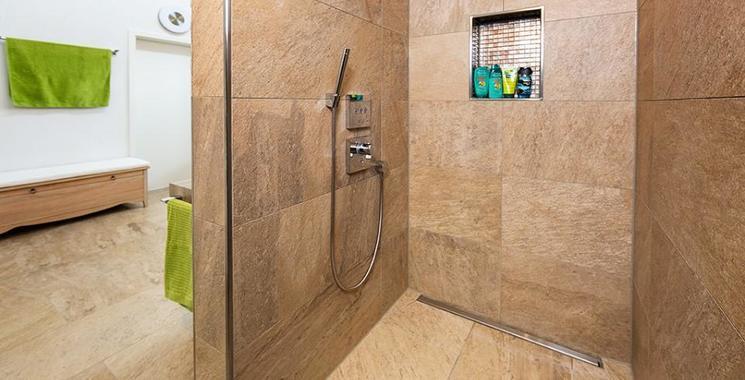 Favorit Begehbare Duschen mit Fliesen gestalten - Fliesen-Kemmler IL58