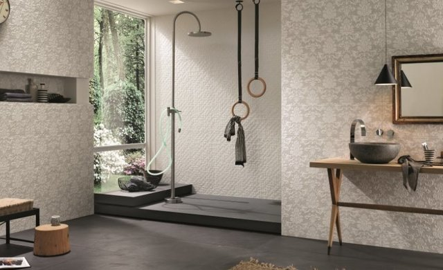 FliesenInspiration Für Das Bad Von Fliesen Kemmler - Farbige fliesen badezimmer