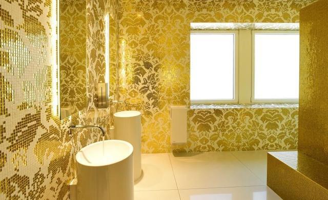 glamuröses mosaik