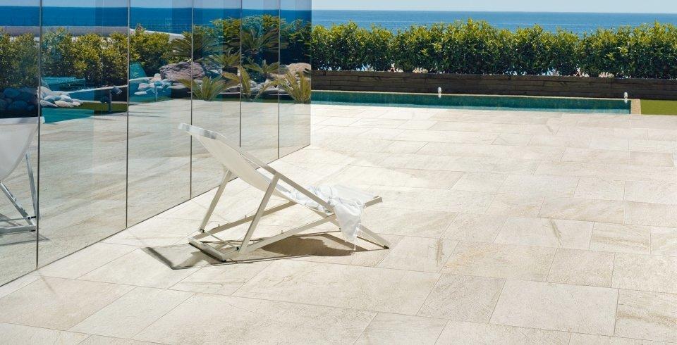 hochwertige terrassenplatte für den outdoorbereich