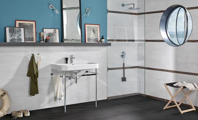 badezimmer trends fliesen, die aktuellsten fliesen-trends für ihr heim | fliesen-kemmler, Design ideen