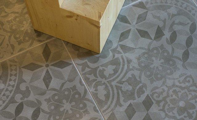 fliesen in zementoptik - Keramikfliese Die Wie Holz Grau Aussieht