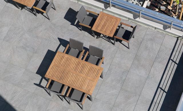 terrassenplatte grau