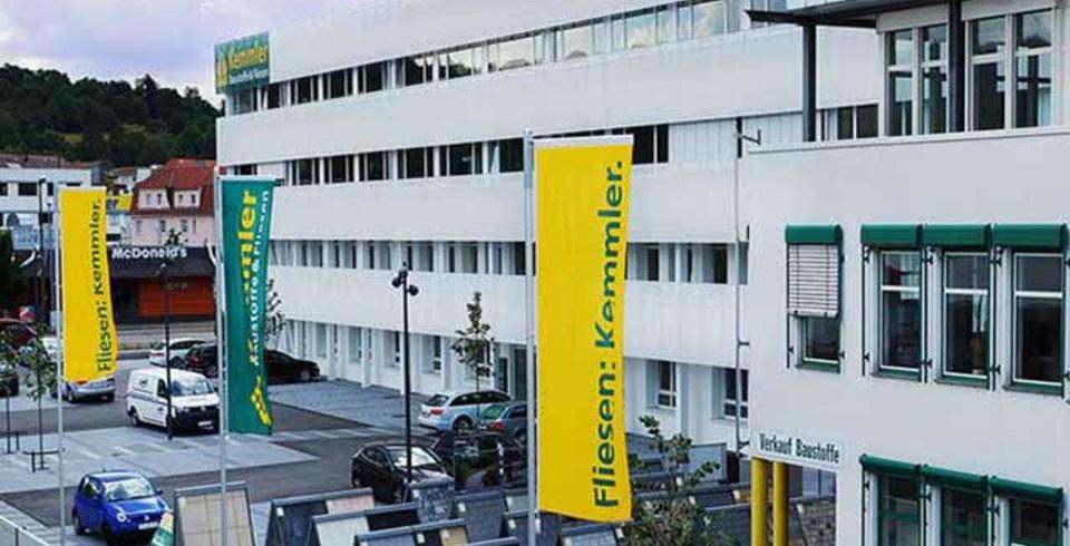 Niederlassung Tübingen außen