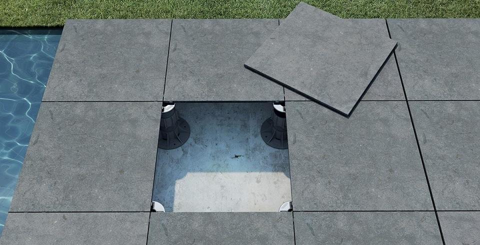 Terrassenplatten Aus Feinsteinzeug Allround Talente Fliesen Kemmler
