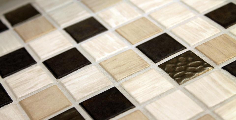 beiges mosaik mosaikfliesen