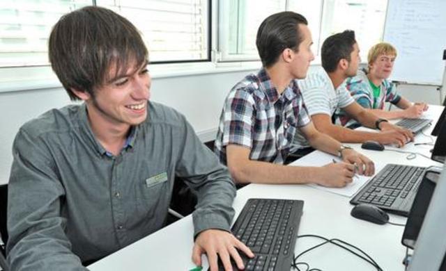 Ausbildungsberufe bei Kemmler - Fit für die Zukunft