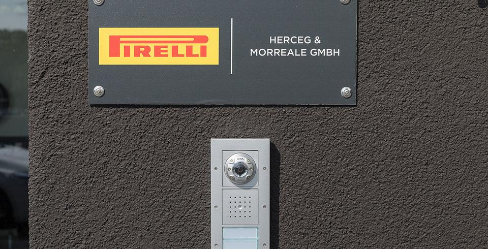Pirelli Herceg und Morreale