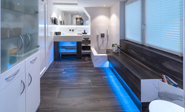 fliesen projekte unserer gl cklichen kunden fliesen kemmler. Black Bedroom Furniture Sets. Home Design Ideas