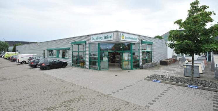 Neu-Ulm Ausstellung außen