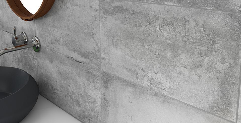 Trendige Badezimmer Fliesen 2018