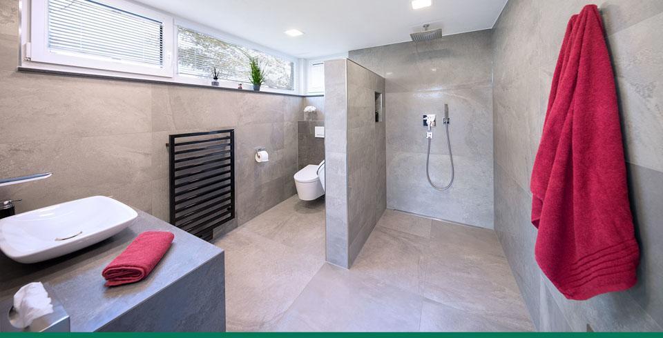 Barrierefreies Badezimmer gestalten – so geht\'s | Fliesen-Kemmler