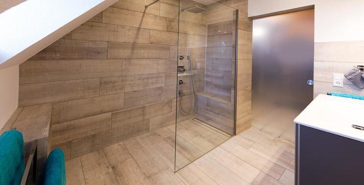 Badezimmer komplett barrierefrei