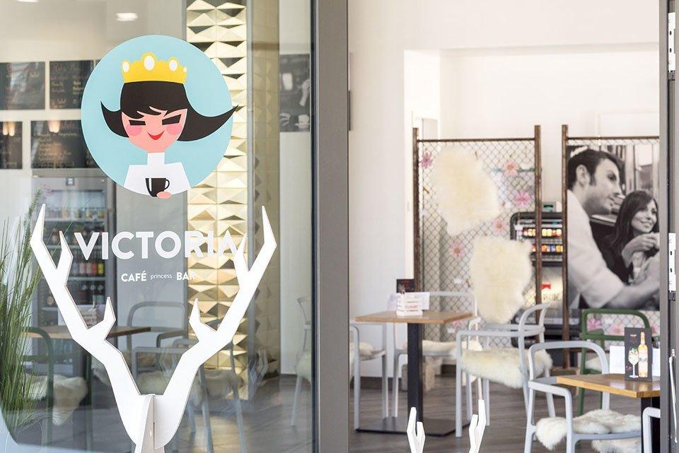 Kundenprojekt Victoria Café Princess Bar