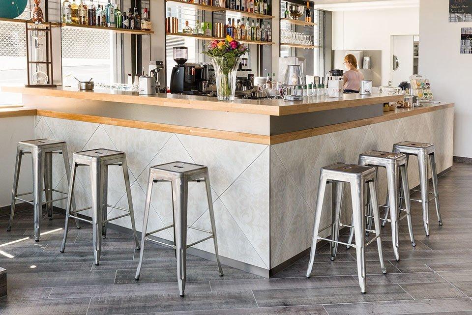 Fliesen Grosotto Beige Mix Victoria Princess Bar Barbereich