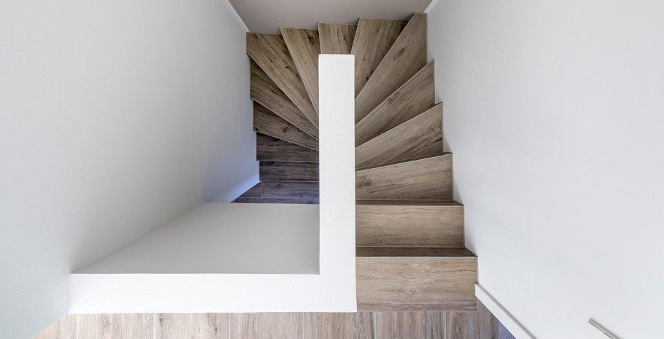 Treppen Holzfliesen Köngeter und Kemmler