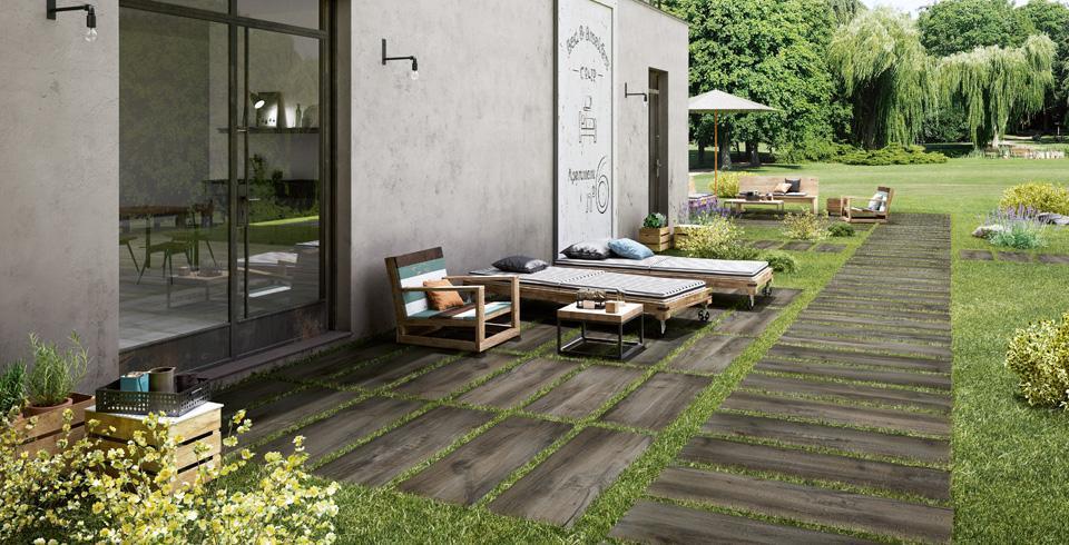 Keramikplatten für Terrasse und Balkon Kemmler