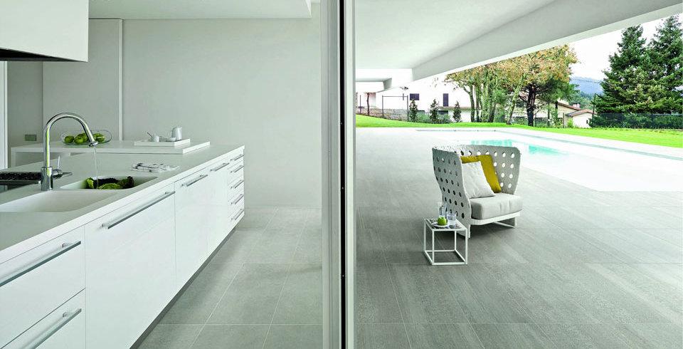 fliesen kemmler bodenfliese malito in der farbe grau und im format 60 x 60 cm. Black Bedroom Furniture Sets. Home Design Ideas