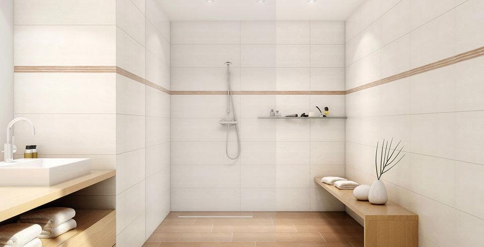 fliesen kemmler wandfliese murello in der farbe wei und im format 30 x 90 cm. Black Bedroom Furniture Sets. Home Design Ideas
