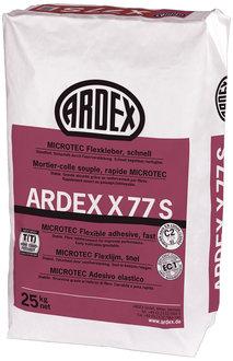 ARDEX X77S Microtec Flexkleber schnell