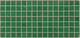 Vercana grün 2 x 2 cm