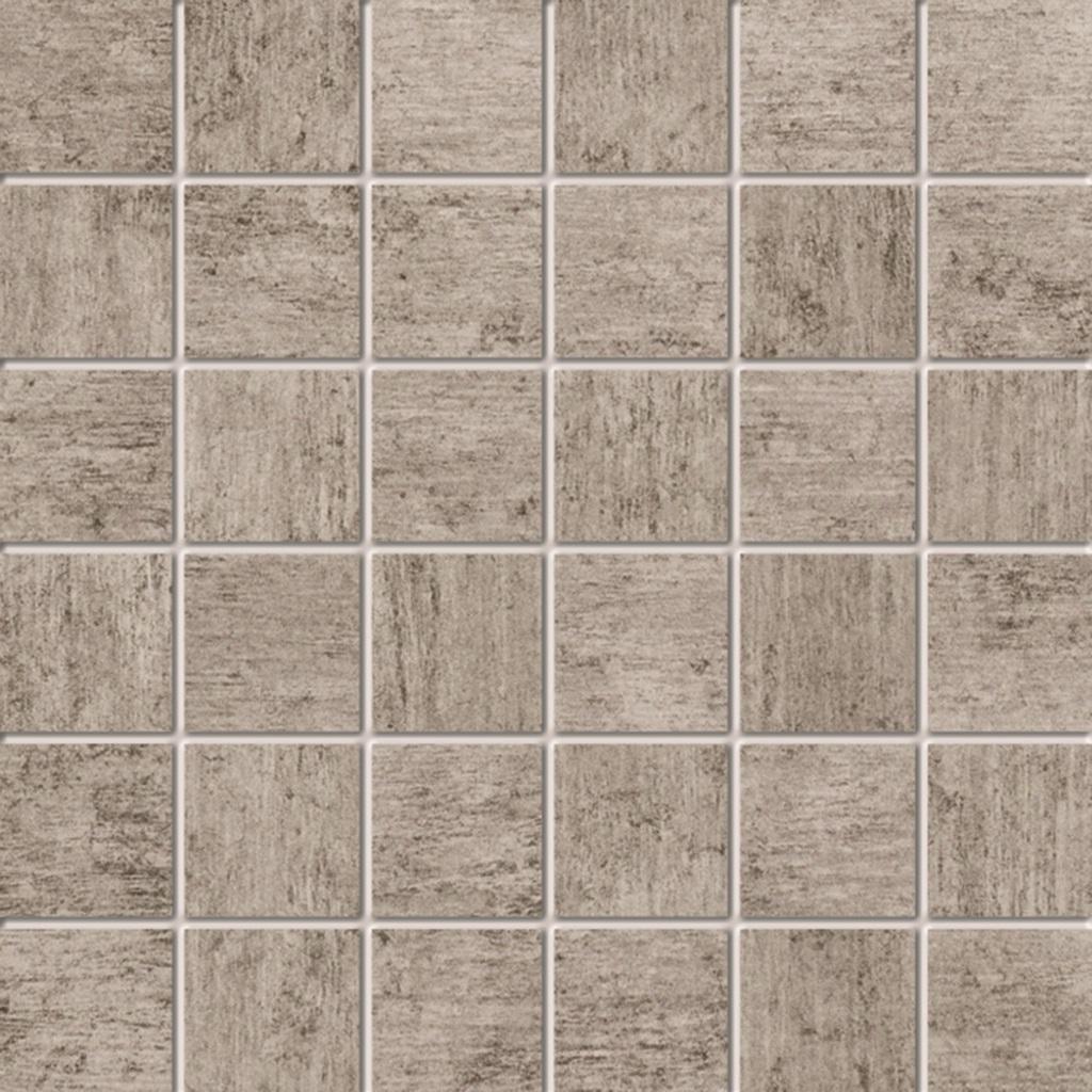 Fliesen Kemmler Wand Und Bodenfliese Francica In Der Farbe Grau - Mosaik fliesen 5x5cm