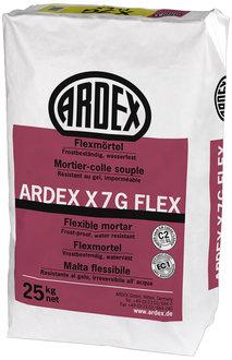 ARDEX X7G FLEX Flexmörtel