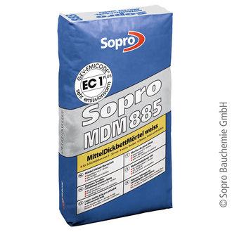 Sopro MittelDickbettMörtel MDM 855
