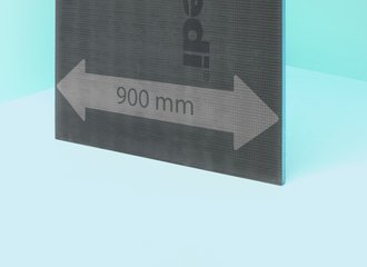 fliesen kemmler fliese bauplatte xl in der farbe und im format 90 x 250 cm. Black Bedroom Furniture Sets. Home Design Ideas