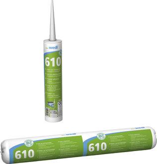 WEDI Duporit 610 Kleb- und Dichtstoff