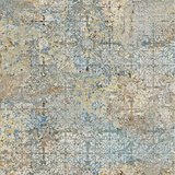 Caresanablot blau 100 x 100 cm