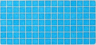 Vercana blau 2 x 2 cm