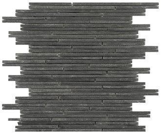 Stignano schwarz 30 x 30 cm