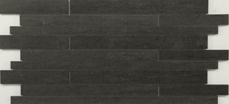Samassi schwarz 30 x 60 cm