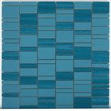 Calvera blau 33 x 33 cm